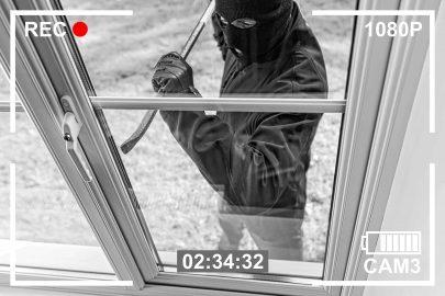 ramen beveiligen tegen inbraak